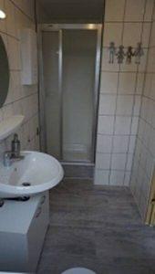 Deichstraße 77 Badezimmer Dusche