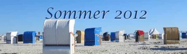 Sommerbilder 2012
