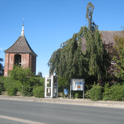 Deichkirche in Carolinensiel