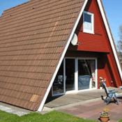 Finnhütte Nurdachhaus