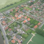 Luftbild Carolinensiel