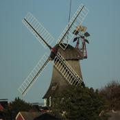 Mühle Carolinensiel