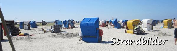 Bilder vom Strand